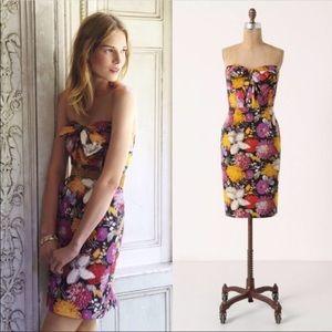 Anthropologie Moulinette Soeurs floral dress